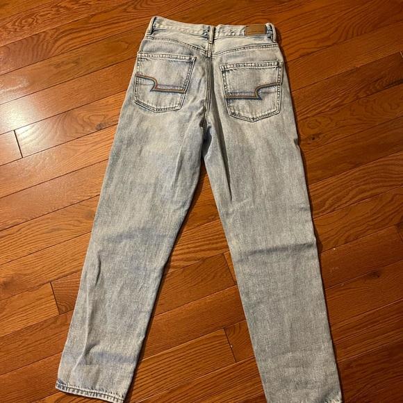 American Eagle Pride BF jeans 🌈